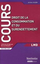 Dernières parutions dans Cours, Droit de la consommation et du surendettement