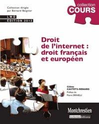 Dernières parutions dans Cours, Droit de l'internet : droit français et européen. 2e édition