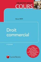 Dernières parutions dans Objectif droit cours, Droit commercial. 6e édition