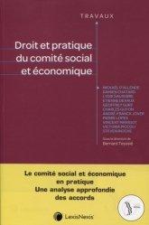 Dernières parutions sur Représentation du personnel, Droit et pratique du comité social et économique