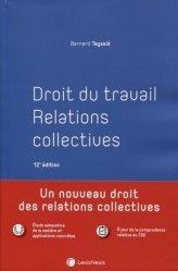 Dernières parutions dans Manuel, Droit du travail. Relations collectives, 12e édition