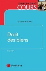 Dernières parutions sur Droit des biens, Droit des biens. 8e édition