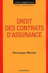 Dernières parutions dans Corpus Droit Privé, Droit des contrats d'assurance