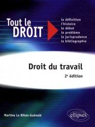 Dernières parutions dans Tout le droit, Droit du travail. 2e édition