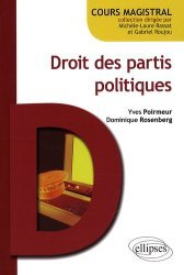 Dernières parutions sur Sociologie politique, Droit des partis politiques
