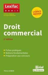 Dernières parutions sur Autres ouvrages de droit des affaires, Droit commercial. 2e édition
