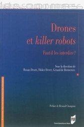 Dernières parutions dans L'univers des normes, Drones et killer robots. Faut-il les interdire ?