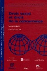Dernières parutions dans Feduci, Droit social et droit de la concurrence