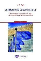 Dernières parutions sur Concurrence et consommation, Droit de la concurrence. Tome 1