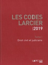 Nouvelle édition Droit civil et judiciaire. Edition 2019