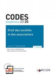 Dernières parutions sur Assurances, Droit des sociétés et des associations