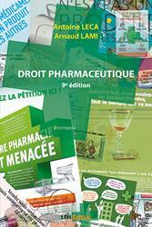 Souvent acheté avec Le livre noir des médicaments, le Droit pharmaceutique
