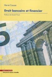 Dernières parutions dans Droit privé & sciences criminelles, Droit bancaire et financier