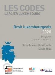 Dernières parutions sur Droit international public, Droit luxembourgeois