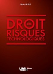 Dernières parutions sur Hygiène et sécurité, Droit des risques technologiques