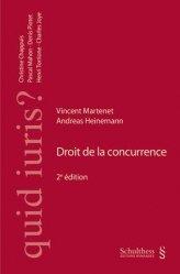 Dernières parutions sur Concurrence et consommation, Droit de la concurrence