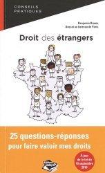 Dernières parutions sur Droits des étrangers, Droit des étrangers : tout ce que je dois savoir