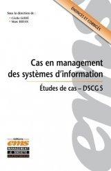 Dernières parutions dans Études de cas, DSCG 5 management des systèmes d'information