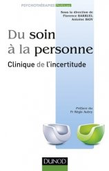 Dernières parutions dans Psychothérapies Pratiques, Du soin à la personne