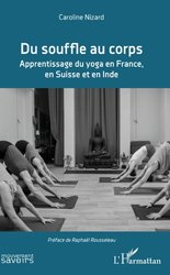 Dernières parutions sur Yoga, Du souffle au corps