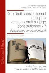 Dernières parutions dans Colloques & Essais, Du