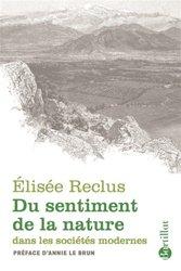 Dernières parutions sur Sciences de la Vie et de la Terre, Du sentiment de la nature dans les sociétes modernes