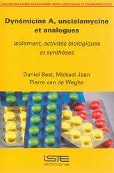 Dernières parutions sur Pharmacologie, Dynémicine A, uncialamycine et analogues