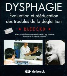 Souvent acheté avec Comprendre et maîtriser le bégaiement, le Dysphagie évaluation et rééducation des troubles de la déglutition