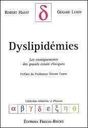 Dernières parutions dans Médecine et preuves, Dyslipidémies