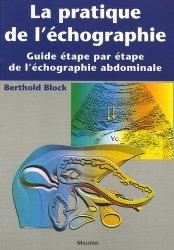 Souvent acheté avec Guide d'intervention du sauveteur, le Échographie abdominale