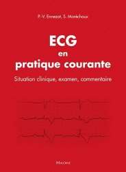 Dernières parutions sur Cardiologie - Médecine vasculaire, ECG en pratique courante