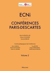 Souvent acheté avec Méthodologie du major, le ECNi Conférences Paris-Descartes