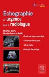 Souvent acheté avec Radiologie, le Echographie en urgence pour le radiologue
