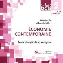 Dernières parutions dans Les Carrés, Economie contemporaine DCG 5