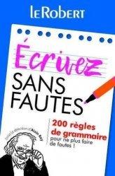 Dernières parutions sur Grammaire-Conjugaison-Orthographe, Ecrivez sans fautes