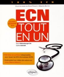 Souvent acheté avec Echographie en médecine générale, le ECN - Tout-en-un