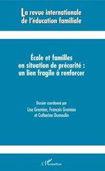 Dernières parutions sur Sciences humaines, Ecoles et familles en situation de précarité : un lien fragile à renforcer