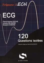 Dernières parutions dans 120 questions isolées, ECG
