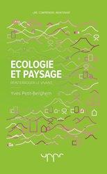 Souvent acheté avec La nécessité du paysage, le Ecologie et Paysage