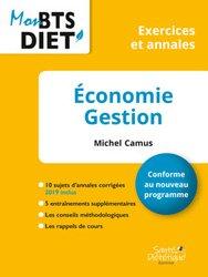Dernières parutions sur BTS Diététique - Nutrition, Économie - Gestion