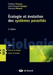 Dernières parutions dans LMD, Écologie et évolution des systèmes parasités
