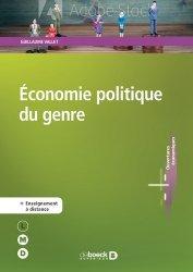 Dernières parutions dans LMD, Economie politique du genre