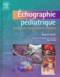 Souvent acheté avec Echographie abdominale de l'adulte, le Échographie pédiatrique