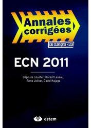 Souvent acheté avec ECN 2012, le ECN 2011