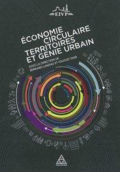 Dernières parutions sur Urbanisme, Economie circulaire, territoires et génie urbain