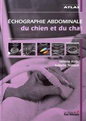 Dernières parutions sur Imagerie, Echographie abdominale du chien et du chat
