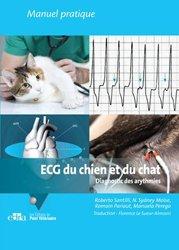 Dernières parutions dans Médecine vétérinaire, ECG du chien et du chat