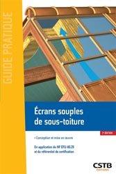 Dernières parutions dans Guide pratique, Ecrans souples de sous-toiture