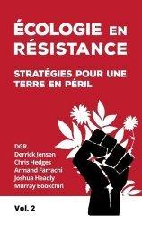 Nouvelle édition Ecologie en résistance