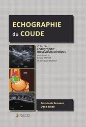Dernières parutions sur Imagerie médicale, Échographie du coude